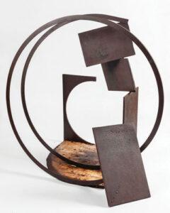 Small Sculpture - Johann Tovar Carrera