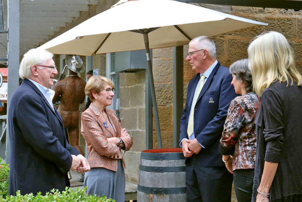 NSW Governors visit